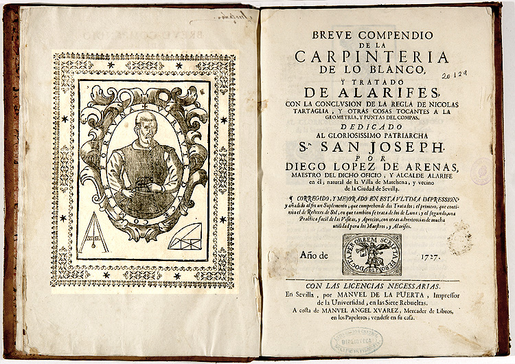 Manuscritos de carpinteria