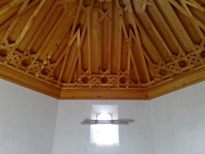 Armaduras y Forjados de madera