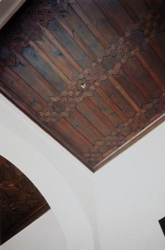 Artesonados galería planta baja